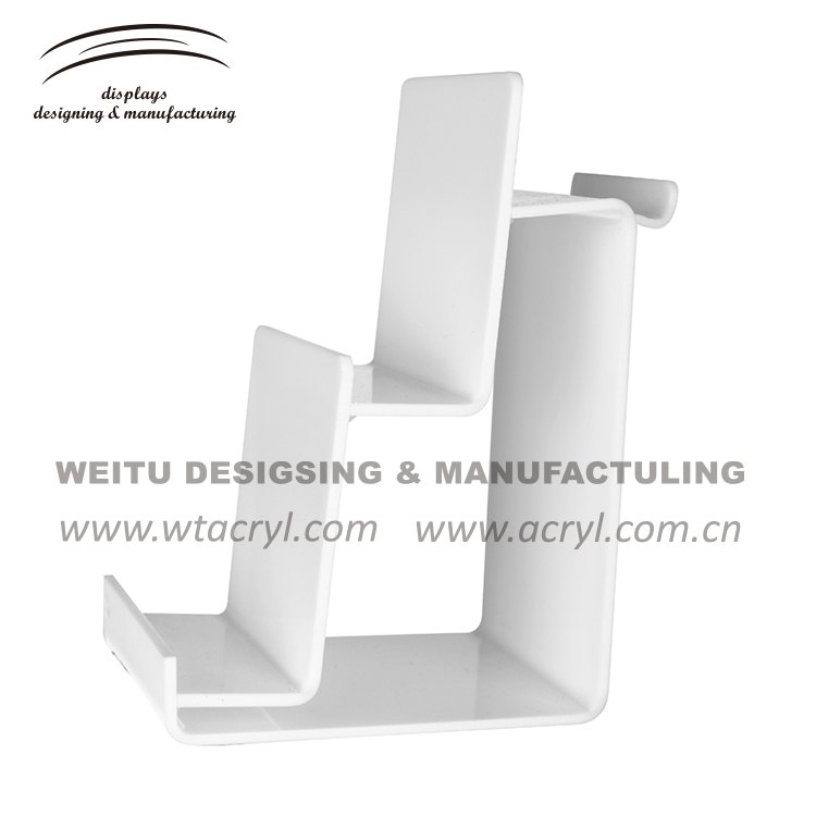 WJ-268 --Wallet and cell phone jewelry display stand earrings holder jewelry display stand earring acrylic jewelry display