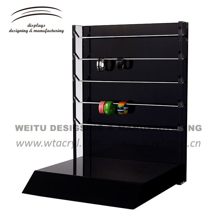 WJ-212 -- ring  jewelry display stand earrings holder jewelry display stand acrylic jewelry display